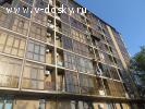 Двухкомнатная квартира 46кв. м. с панорамным остеклением и видом на море. Статус - квартира