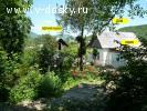 Продается з/у с домовладением, 12 соток Геленджикский район, пос. Пшада