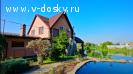 Поместье 300 м² на участке 90 сот. собственный зарыбленный пруд